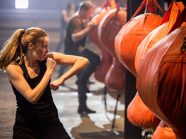 New Divergent Trailer Released!