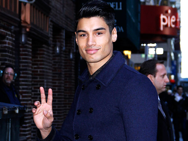 Chatting with Siva from The Wanted!