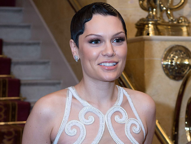 "Jessie J: ""Confidence doesn't just come naturally to me"""