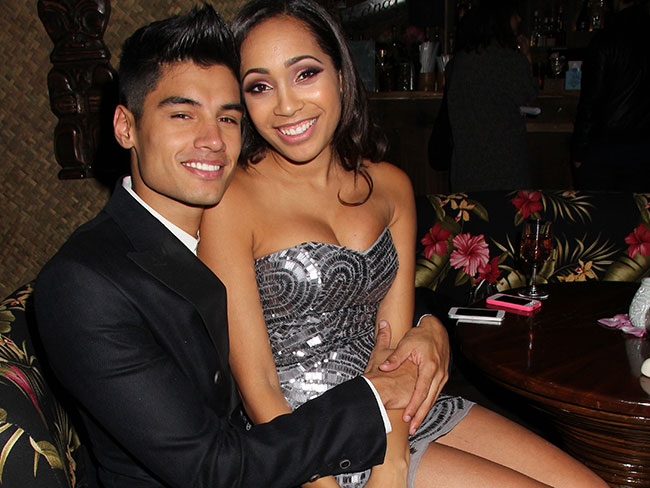 The Wanted's Siva Kaneswaran Is Engaged!