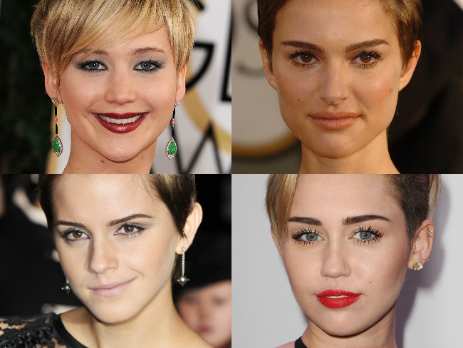 The Best Pixie Cuts Of The Decade