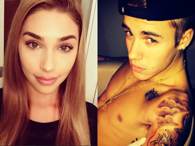 Chantel Jeffries breaks her silence on Justin Bieber