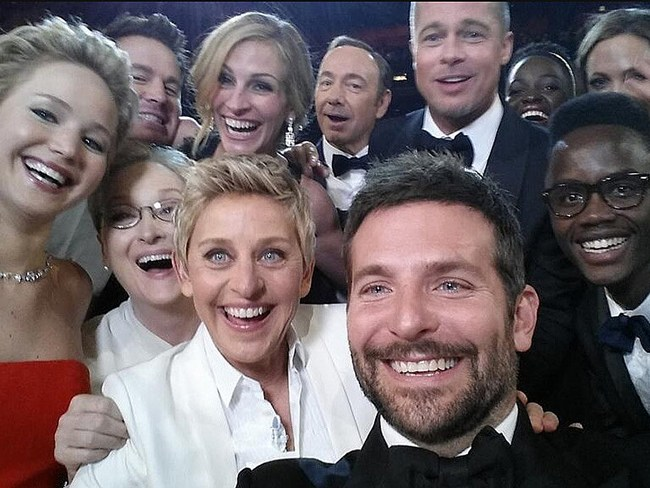 The best moments from the 2014 Oscars... In GIFs