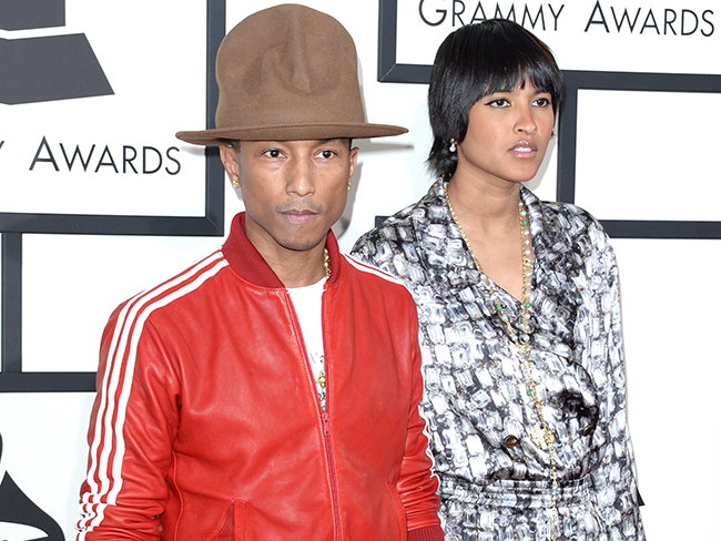 Pharrell Williams' hat sells for $44,100