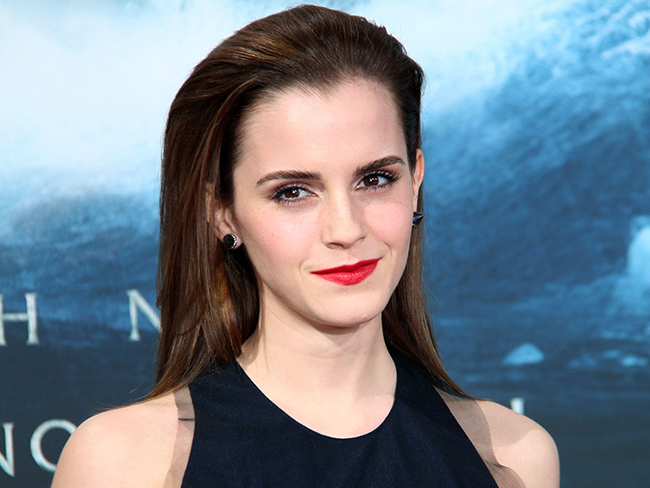 Emma Watson talks first kisses