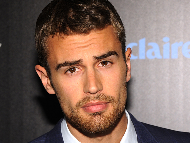 20 things you didn't know about Theo James
