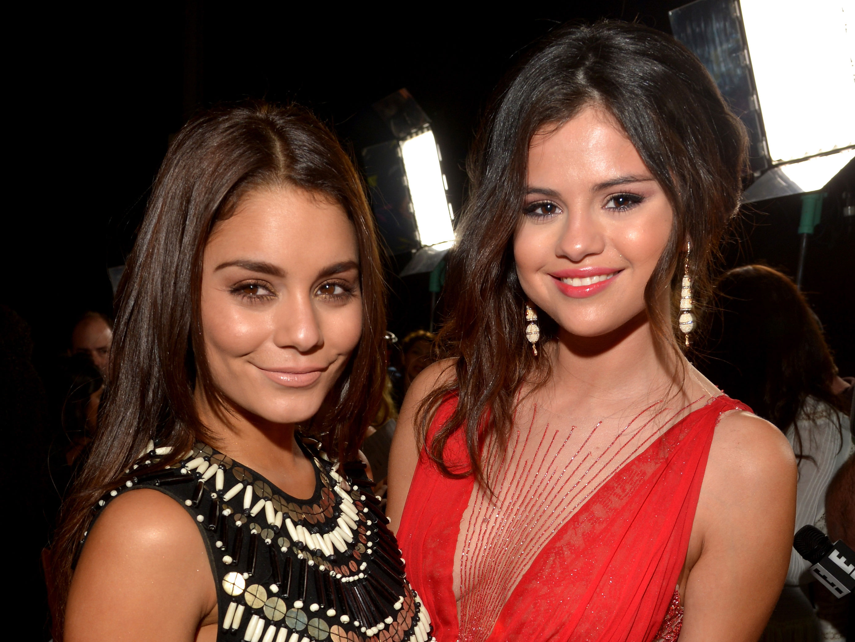 Vanessa Hudgens Calls Selena Gomez A 'Beautiful, Talented Gypsy'