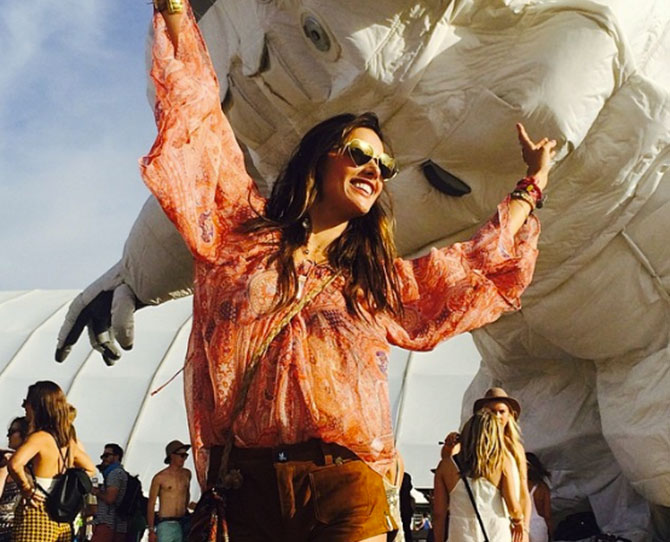Top 10 Instagram Pics From Coachella