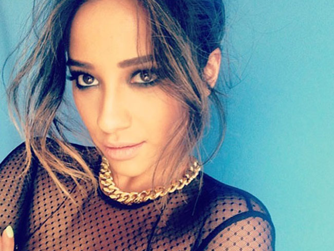 Insta-crush: Shay Mitchell