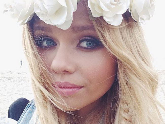 Insta-crush: Alli Simpson
