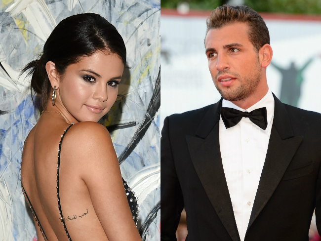 Meet Selena Gomez's new man