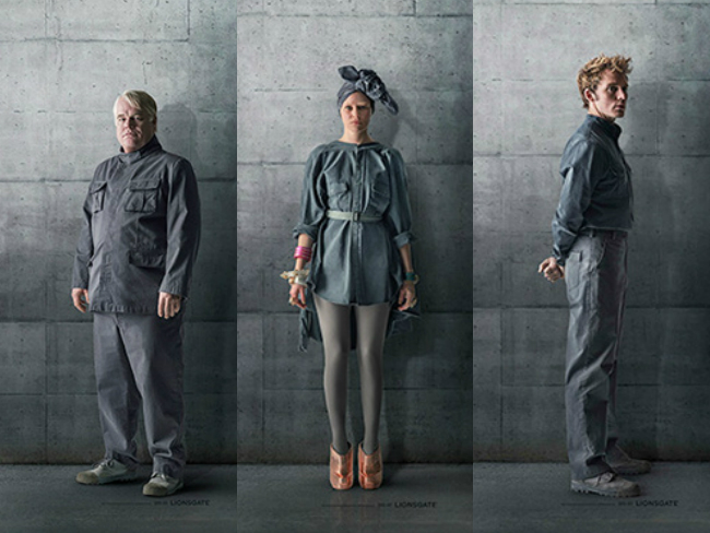New 'Mockingjay' posters released!