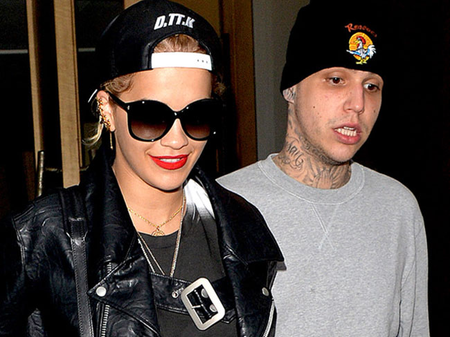 Is this Rita Ora's new boyfriend?