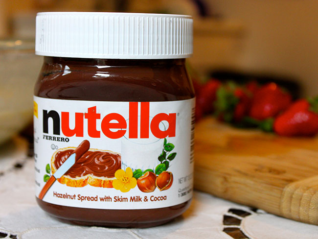 Brace yourselves! A Nutella shortage is on the way...