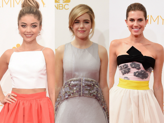 Red carpet watch: 2014 Emmy Awards