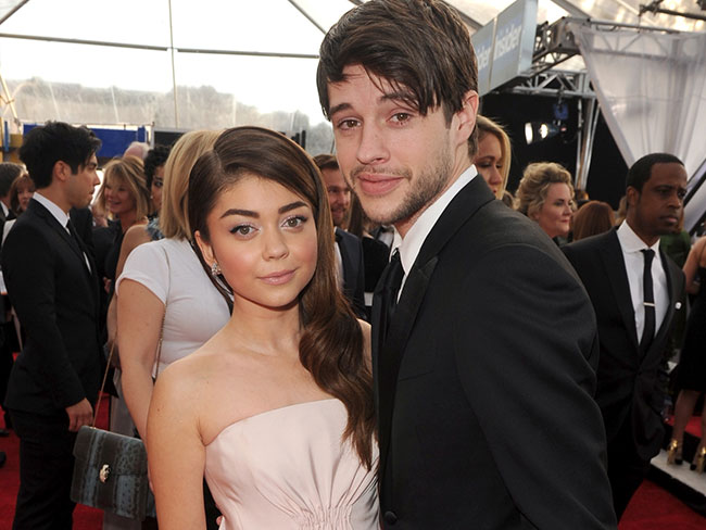 Sarah Hyland and Matt Prokop split after five years of dating!