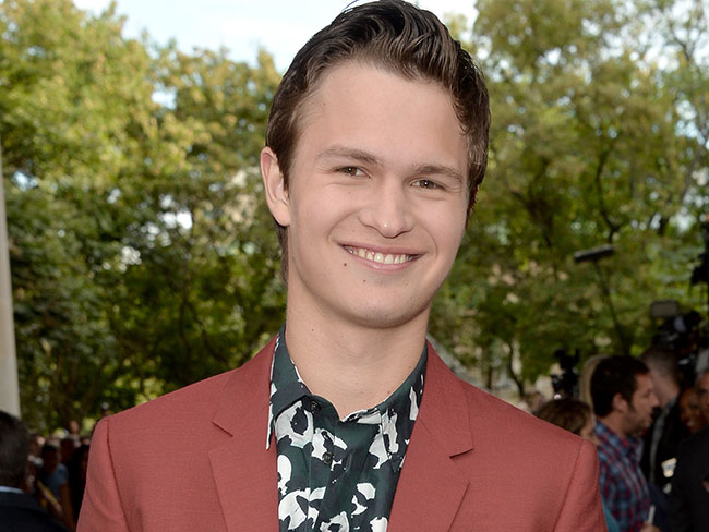 Our fave Ansel Elgort moments