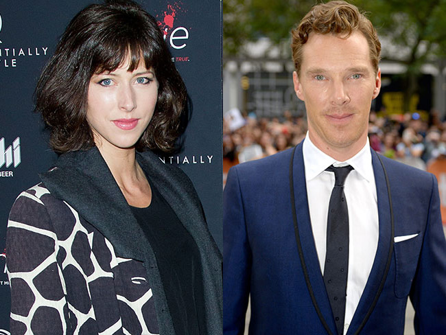 Benedict Cumberbatch Has A New Girlfriend