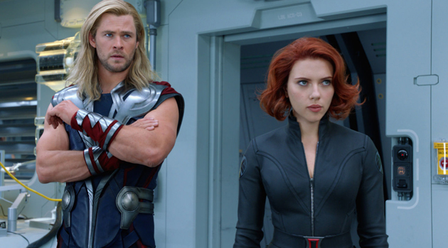 The Avengers Dominates Global Box Office