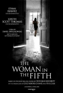 Woman in the Fifth, The Poster