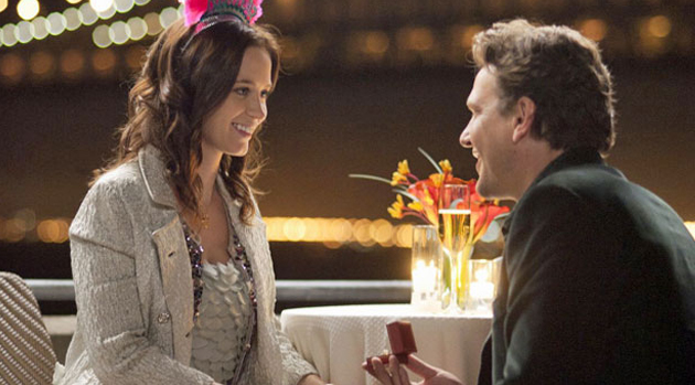 Emily Blunt And Jason Segel Talk The Five-Year Engagement