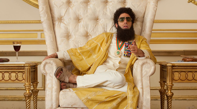 The Dictator: Exclusive Clip