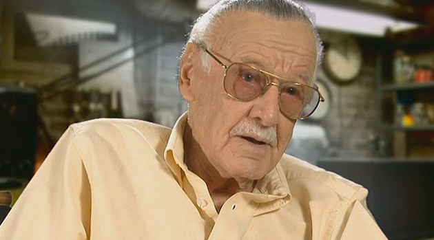 Stan The Man Talks Spidey