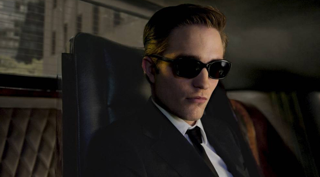 Robert Pattinson Talks Cosmopolis