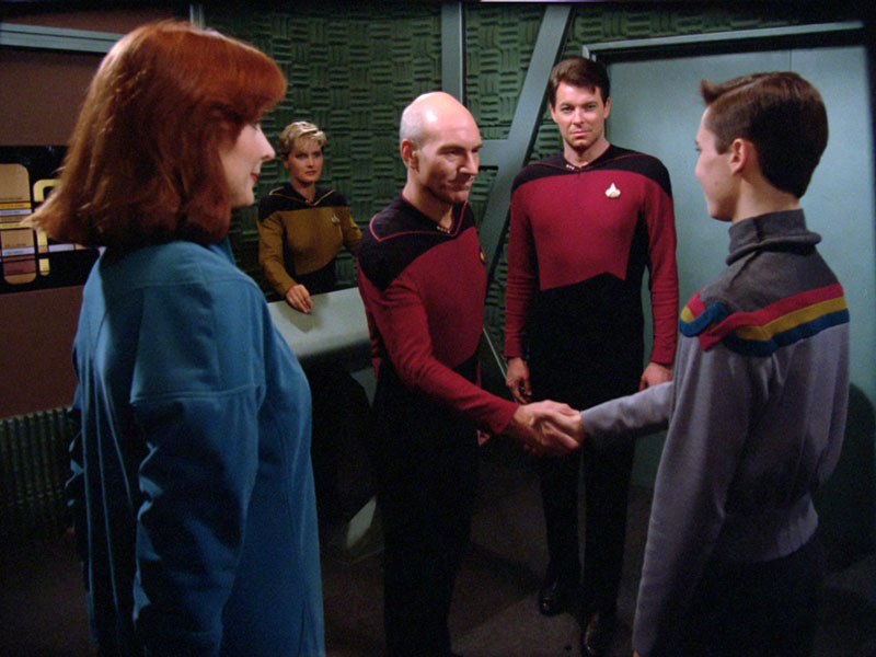 Star Trek: The Next Generation S1