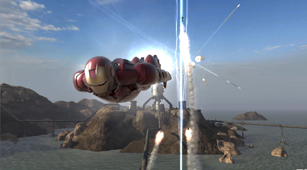 Iron Man: The Official Videogame
