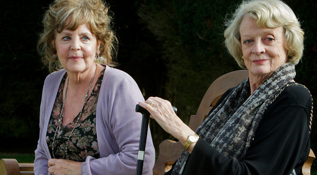 Pauline Collins Talks Quartet