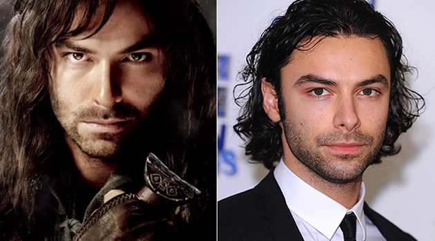 The Hobbit Interviews: Aidan Turner On Kili