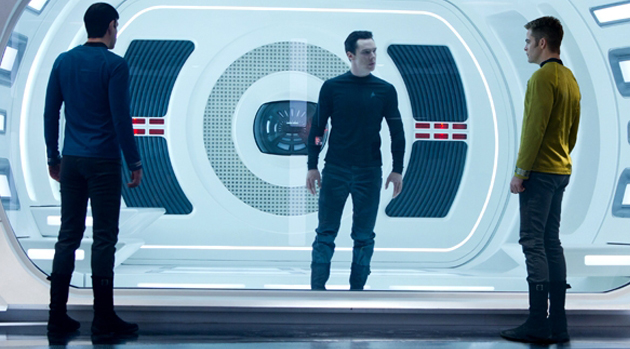 Alice Eve, Benedict Cumberbatch And Bryan Burk Star Trek Into Darkness Q&A