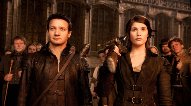 Jeremy Renner & Gemma Arterton Talk Killing Witches