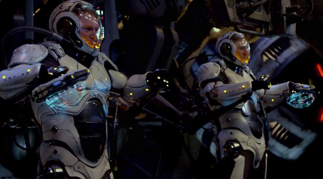 Pacific Rim - Jaeger: Mech Warriors Featurette
