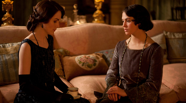 WIN! Downton Abbey S3 On DVD
