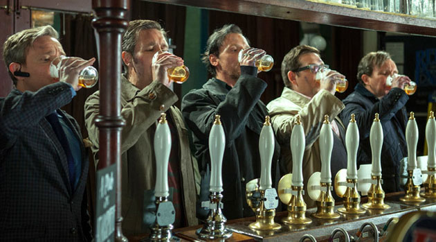 New Trailer Online For The World's End