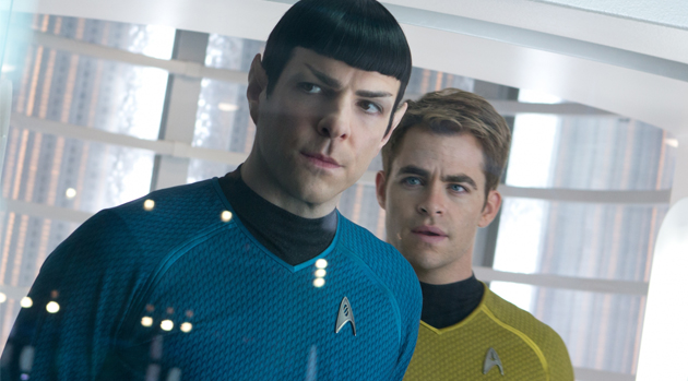 Star Trek Into Darkness Tops US Box Office Chart