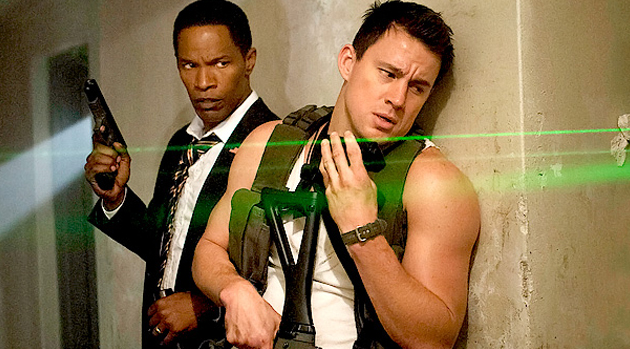 White House Down Trailer - International B