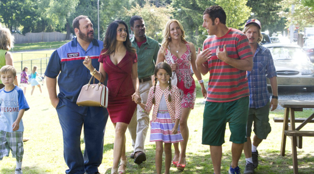 New Trailer For Grown Ups 2 Online
