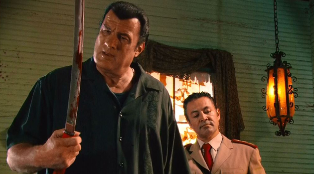Stallone Talking To Seagal For Expendables 3