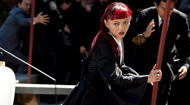 Rila Fukushima On The Wolverine