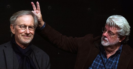 Steven Spielberg And George Lucas On Hollywood's Future
