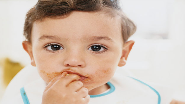 The baby whisperer: Fussy eaters