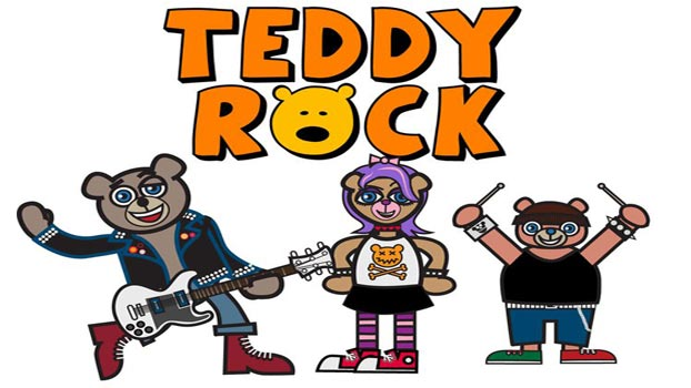 Teddy Rock with Buzz, Belle and Bop!