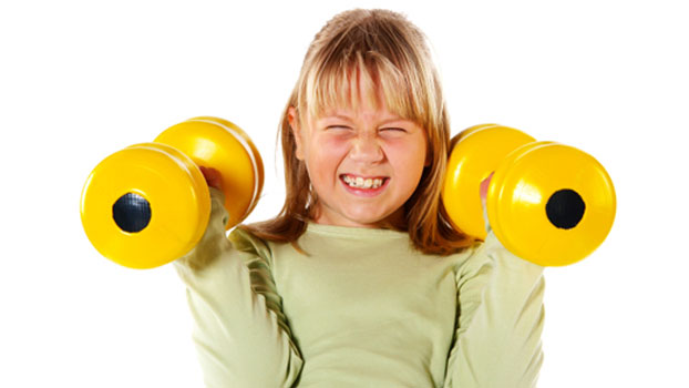 Gyms for tubby toddlers