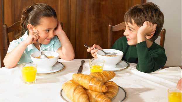 End fussy eating (the French way)