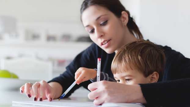 Online study helps career mums