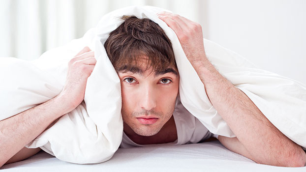 Sleepless nights linked to male infertility