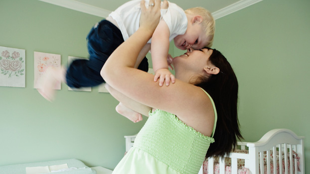 Joint-custody infants who overnight away from mums struggle with attachment
